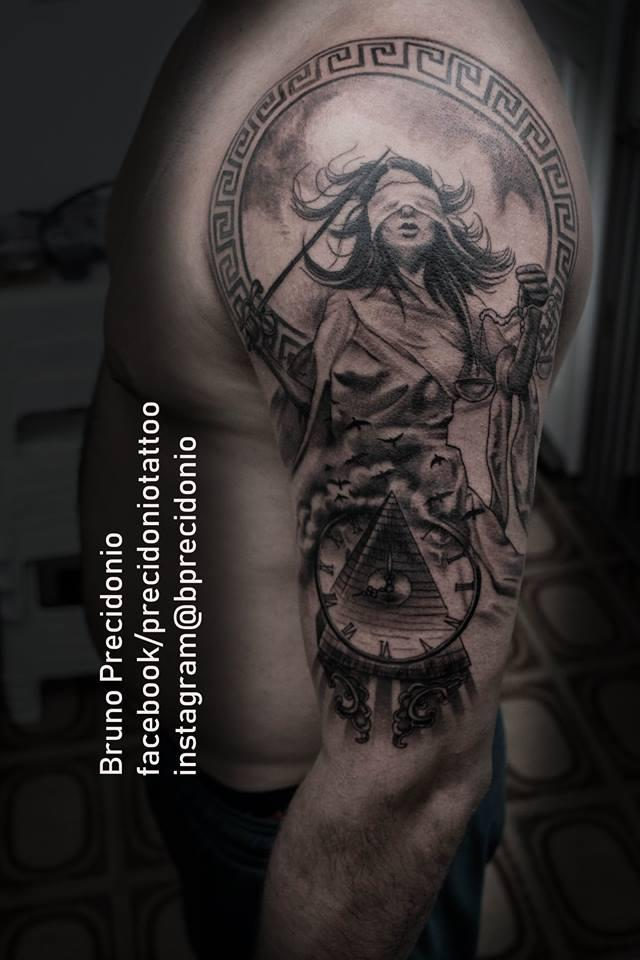 Bruno Tattoo