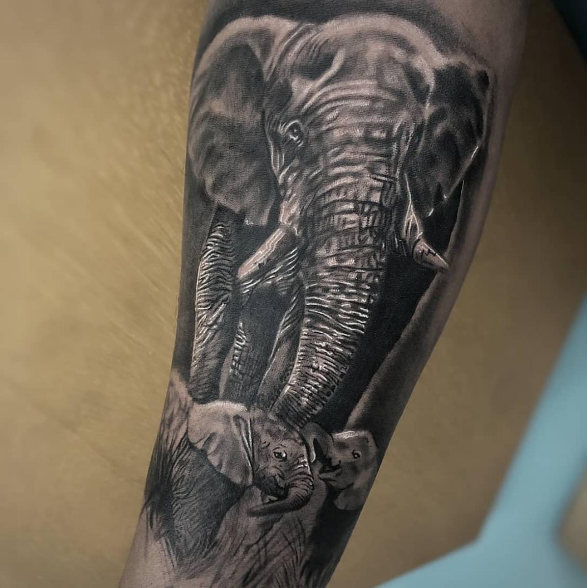 Santiago Tattoos